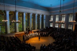 Opening Ceremony @ University of Helsinki Main Building | Helsinki | Finland
