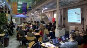 Physics Fair @ Urban Mill | Espoo | Finland